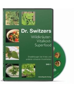 Dr. Switzers Wildkräuter-Vitalkost-Superfood – DVD 1