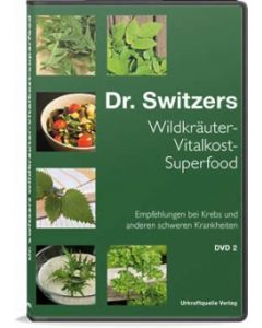 Dr. Switzers Wildkräuter-Vitalkost-Superfood – DVD 2