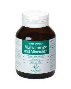 Multivitamine und Mineralien